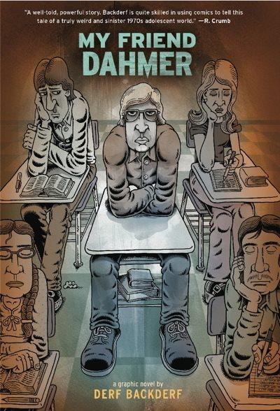 Mijn vriend Dahmer 1 My friend Dahmer