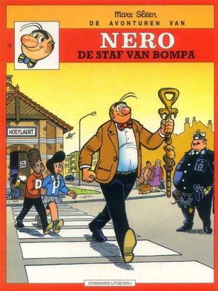 Nero 142 De staf van Bompa