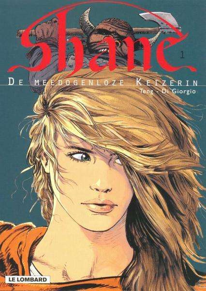 Shane 1 De meedogenloze keizerin
