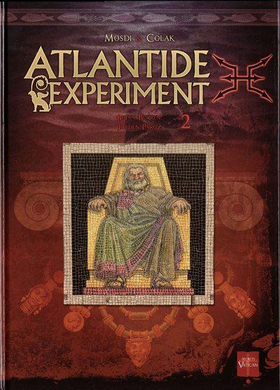 Atlantis experiment 2 Betty Boren - Jayden Paroz
