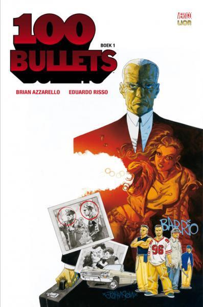 100 Bullets (Lion) 1 Boek 1