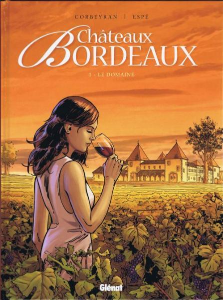Châteaux Bordeaux 1 Le domaine