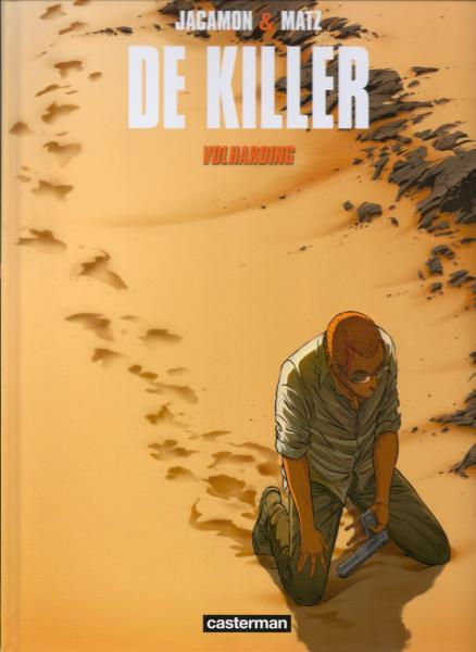 De killer 11 Volharding