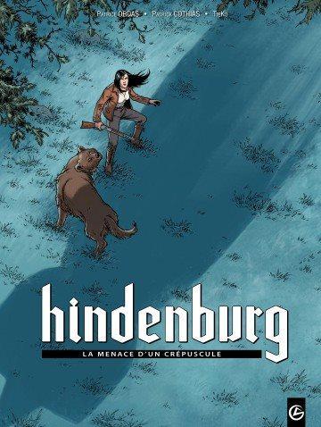 Hindenburg 1 La menace d'un crépuscule