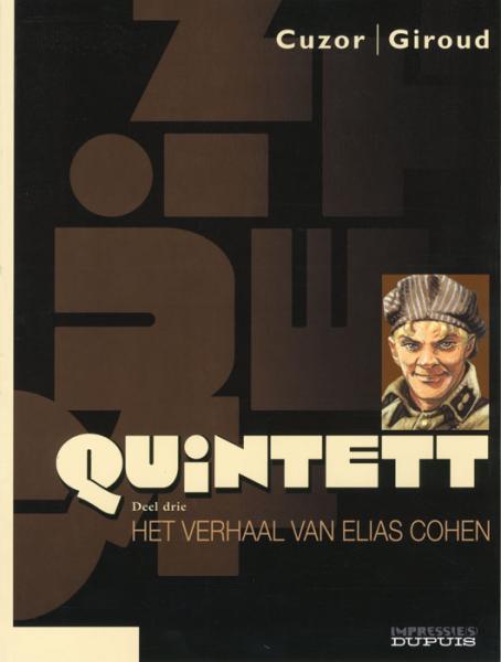 Quintett 3 Het verhaal van Elias Cohen