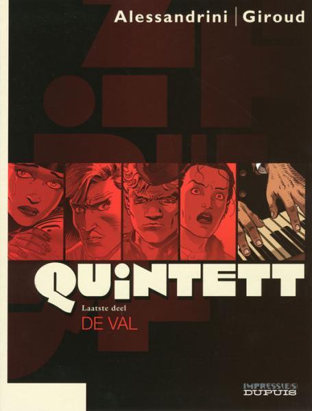 Quintett 5 De val