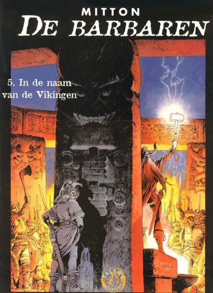 Kroniek der barbaren 5 In de naam van de Vikingen