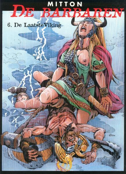 Kroniek der barbaren 6 De laatste Viking