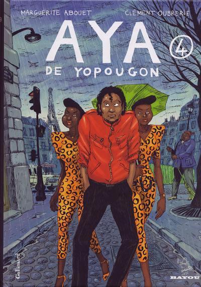 Aya uit Yopougon 4 Volume 4