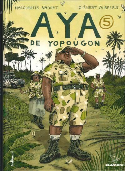 Aya uit Yopougon 5 Volume 5