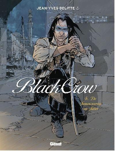 Black Crow 4 De samenzwering van Satan