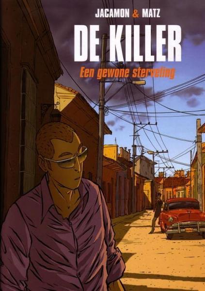 De killer 7 Een gewone sterveling