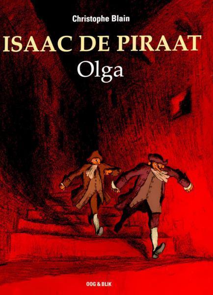 Isaac de piraat 3 Olga