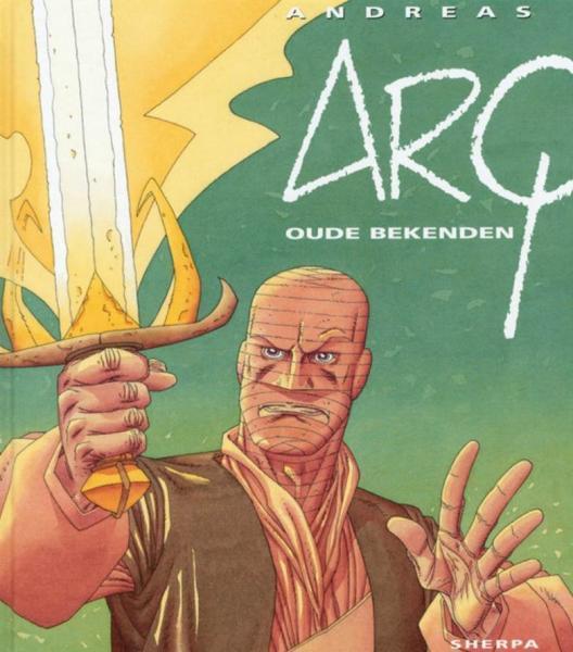 Arq 8 Oude bekenden