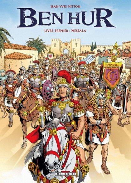 Ben Hur (Mitton) 1 Messala