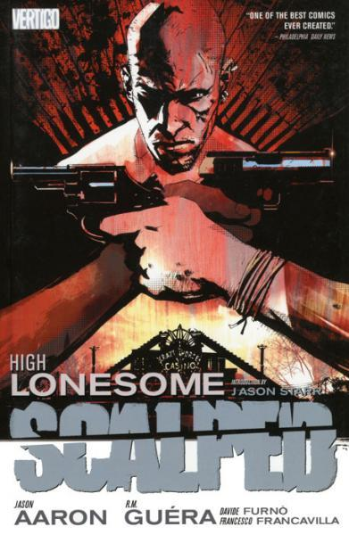 Scalped INT 5 High Lonesome