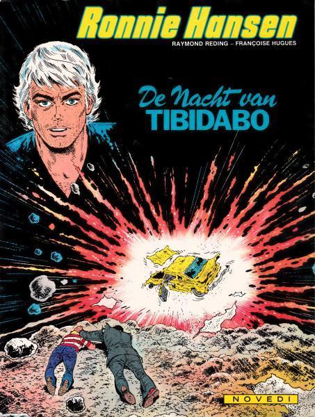 Ronnie Hansen 7 De nacht van Tibidabo
