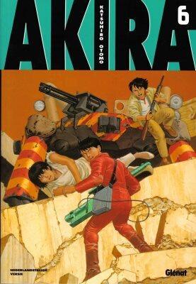 Akira 6 Deel 6