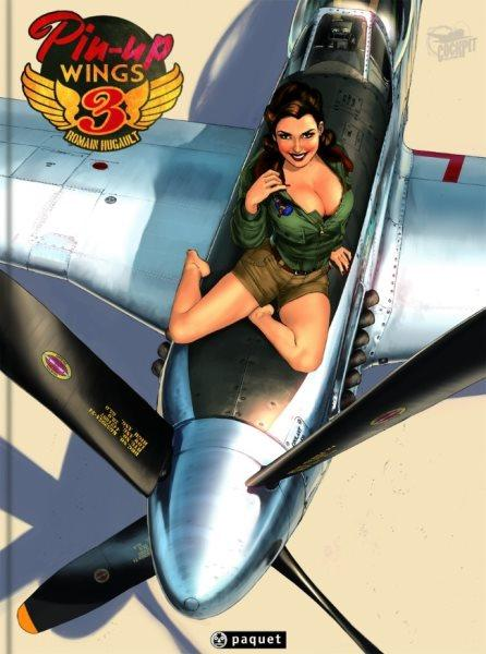 Pin-Up Wings 3 Tome 3