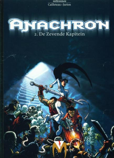 Anachron 2 De zevende kapitein