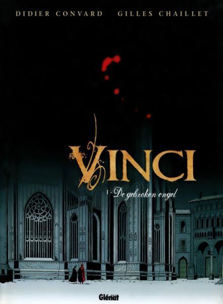 Vinci 1 De gebroken engel