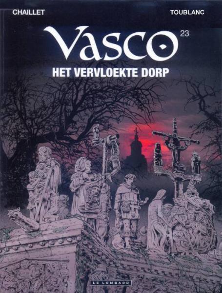 Vasco (Nederlands) 23 Het vervloekte dorp