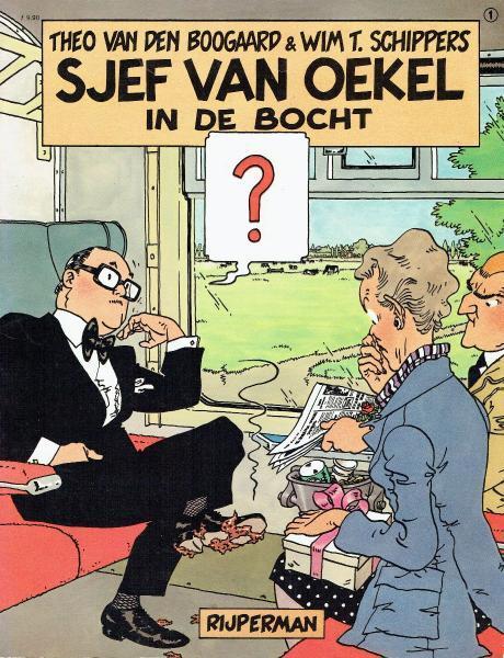 Sjef van Oekel 0 Sjef van Oekel in de bocht
