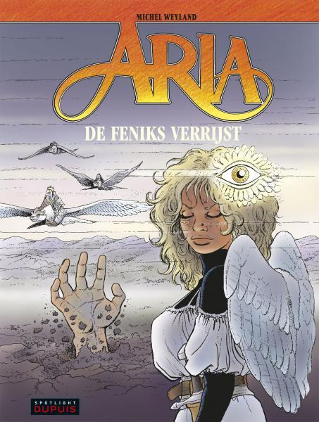Aria 35 De feniks verrijst