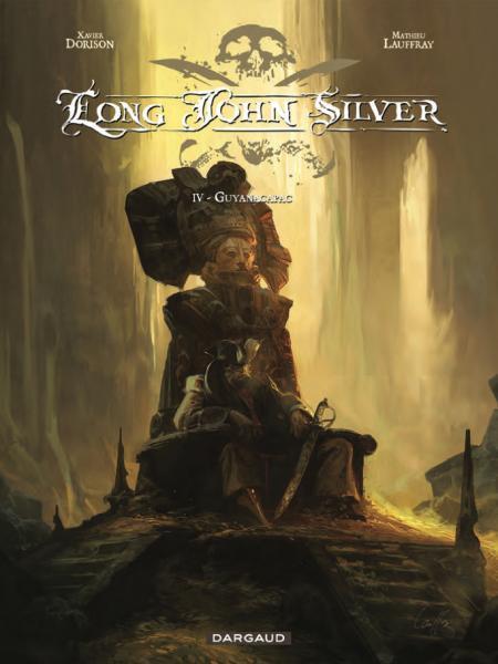 Long John Silver 4 Guyanacapac