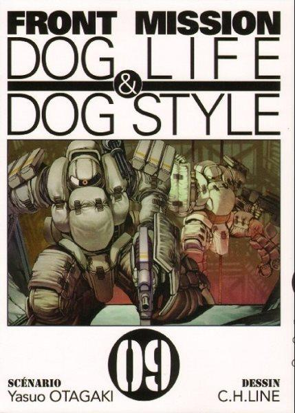 Front Mission Dog Life & Dog Style 9 Tome 9