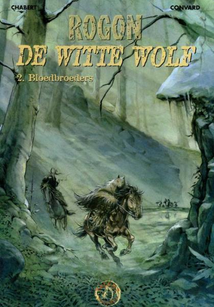 Rogon de witte wolf 2 Bloedbroeders