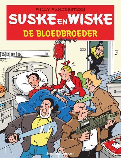 Suske en Wiske V5 De bloedbroeder
