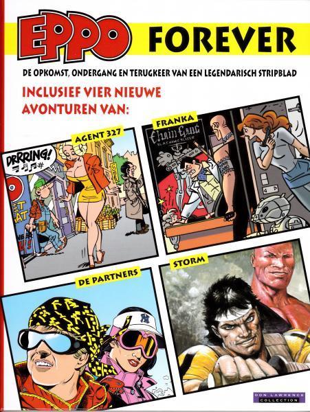 Eppo - Stripblad 2009 (Jaargang 1) SP1 Eppo Forever