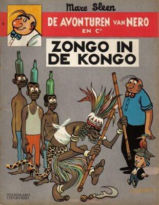 Nero 25 Zongo in de Kongo