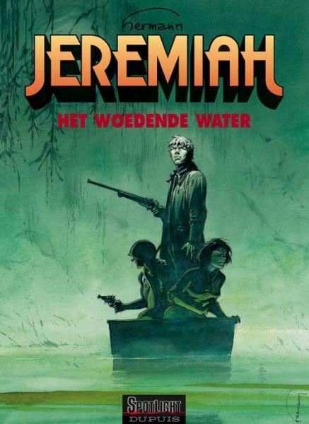 Jeremiah 8 Het woedende water