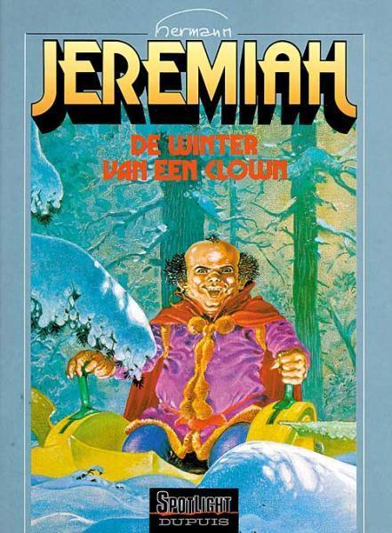 Jeremiah 9 De winter van een clown