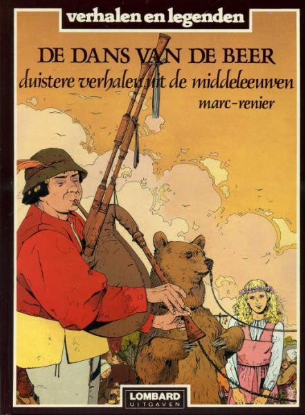 Duistere verhalen uit de Middeleeuwen 3 De dans van de beer