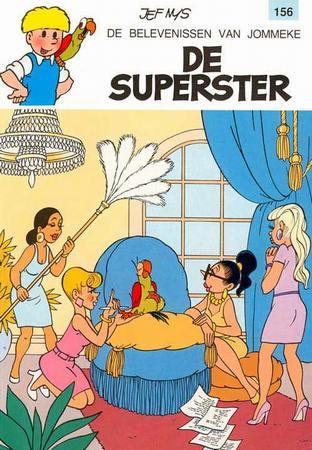 Jommeke 156 De superster