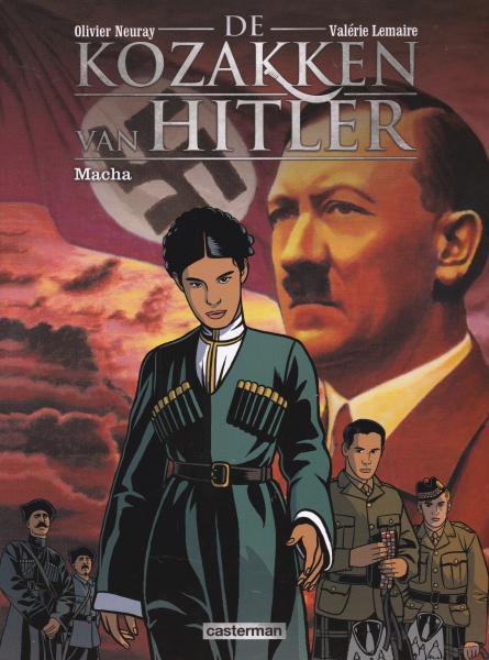 De kozakken van Hitler 1 Macha