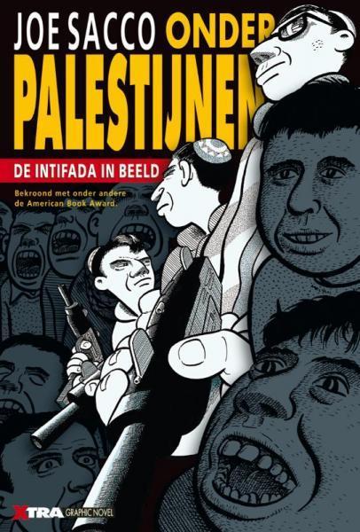Onder Palestijnen, de intifada in beeld