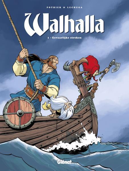 Walhalla (Lechuga) 1 Gevaarlijke streken