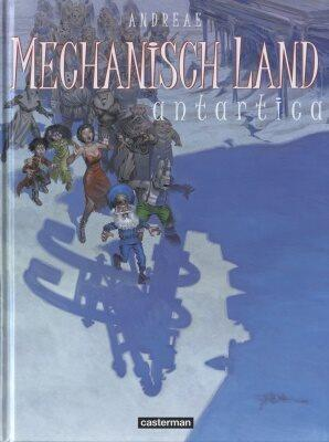 Mechanisch land 2 Antartica