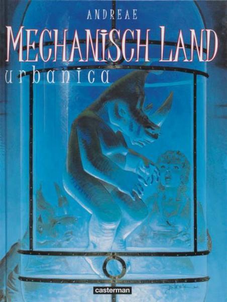 Mechanisch land 3 Urbanica