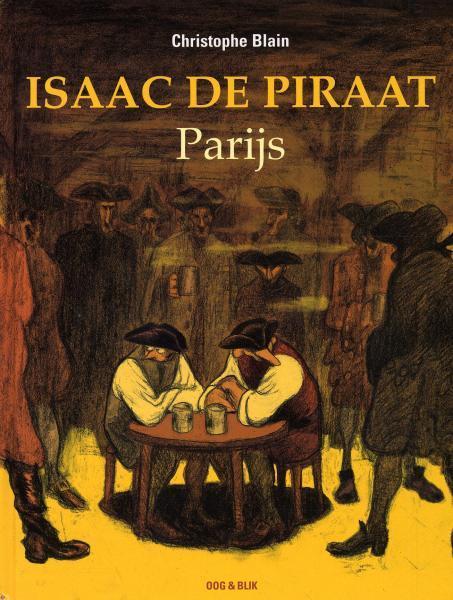 Isaac de piraat 4 Parijs