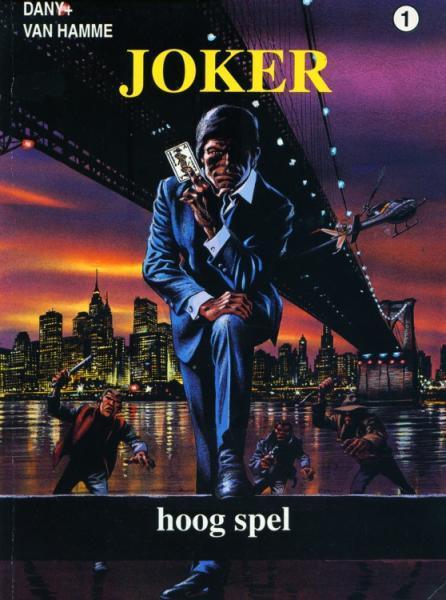 Joker 1 Hoog spel