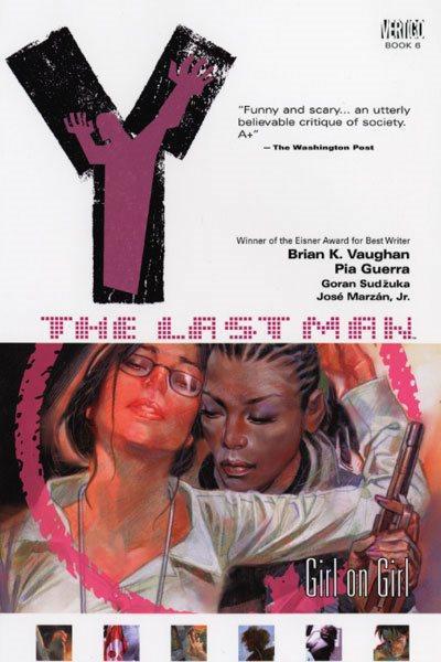 Y: The Last Man INT 6 Girl on Girl