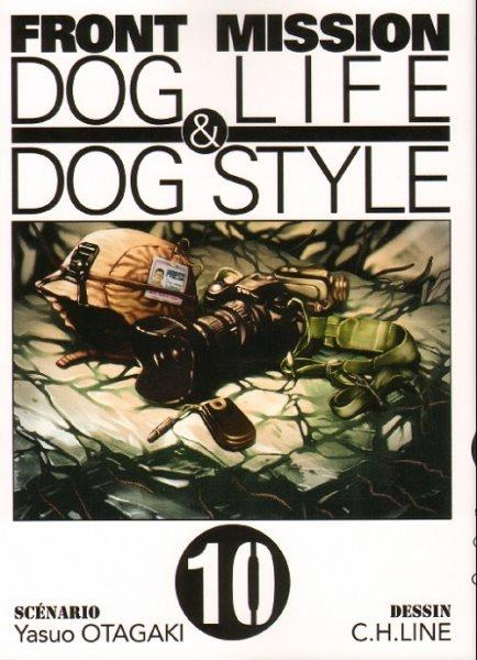 Front Mission Dog Life & Dog Style 10 Tome 10