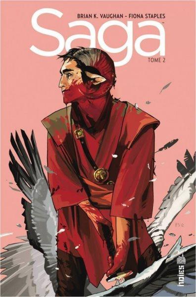 Saga (Lion/Urban Comics) 2 Tome 2
