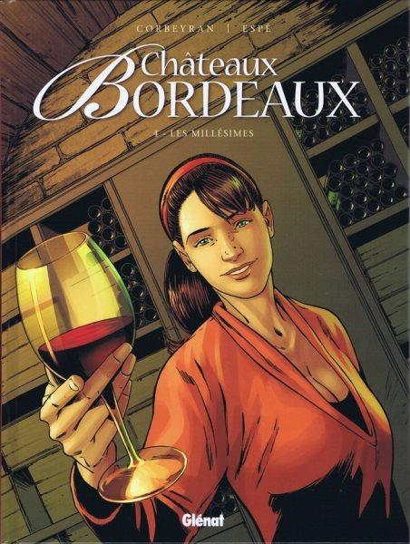 Châteaux Bordeaux 4 Les millésimes