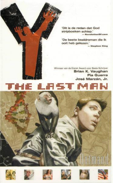 Y: The Last Man (Vliegende Hollander)